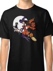 THE WITCH GO TO THE HALLOWEEN'S PARTY Classic T-Shirt