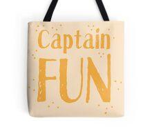 Captain fun Tote Bag