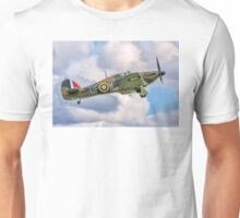 Hawker Hurricane I R4118 G-HUPW Unisex T-Shirt