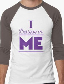 I believe in ME Men's Baseball ¾ T-Shirt