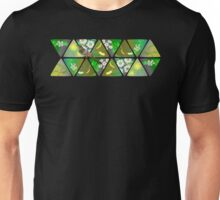 Heath Myrtle, Wattle, Wattlebird Unisex T-Shirt