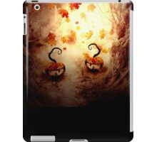 Spooky Tree and Pumpkins iPad Case/Skin