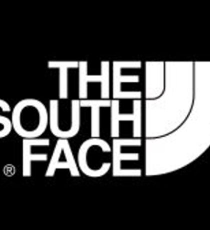 The south face Sticker