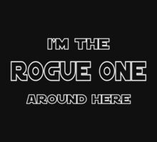 I'm The Rogue One Kids Tee