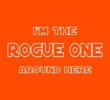 I'm The Rogue One Kids Tee