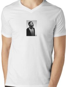 Vince Staples Mens V-Neck T-Shirt