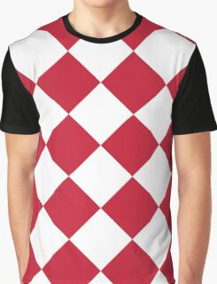 Pattern fast food Graphic T-Shirt