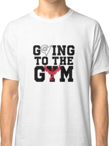 Valor - Going to the gym! Classic T-Shirt