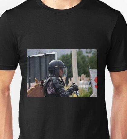 War Horse III - Tarqui Protest Unisex T-Shirt