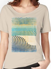 Waves Women's Relaxed Fit T-Shirt