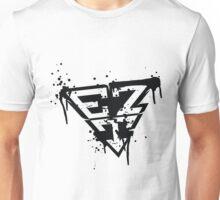 Eazy Target Black Spray Logo Unisex T-Shirt