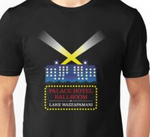 Blues Brothers - Palace Hotel Ballroom Unisex T-Shirt