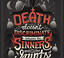 Sinners and Saints by Risa Rodil