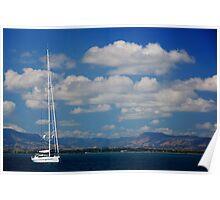 Sailing to Nadi  Poster