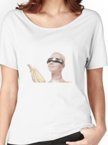 check this corn Women's Relaxed Fit T-Shirt