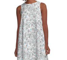 MPC2000 A-Line Dress