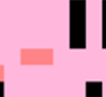 Kirby - 16bit Sticker