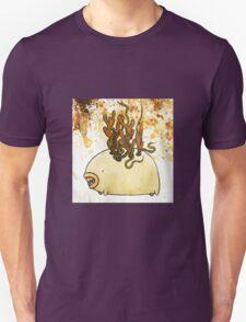 algae back Unisex T-Shirt