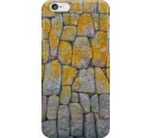Harbour wall, Newlyn iPhone Case/Skin