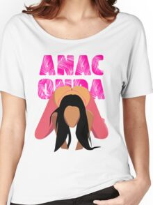 Anaconda Pt 2 Women's Relaxed Fit T-Shirt