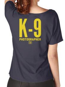 K-9 Photographer Women's Relaxed Fit T-Shirt