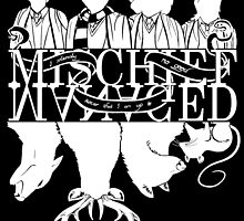Mischief Managed by An0nym0use