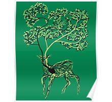 Nectar - Green Poster