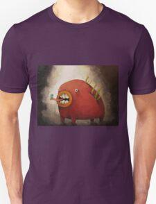 little tongue Unisex T-Shirt