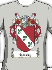 Harvey Coat of Arms (Donegal, Ireland) T-Shirt
