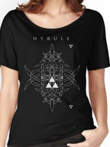 Hyrule Women's Relaxed Fit T-Shirt