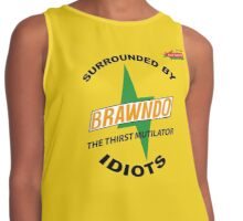 Surrounded by Idiots Contrast Tank