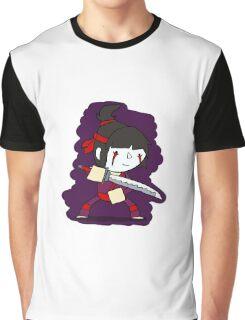 Brawlhalla - Hattori Graphic T-Shirt