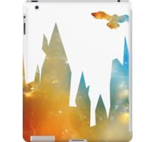 Castle with Owl iPad Case/Skin