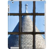 View from a New England Turret  iPad Case/Skin