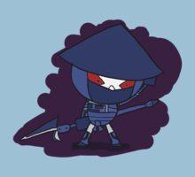 Brawlhalla - Nightblade Hattori Kids Tee