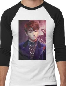 jungkook BTS Men's Baseball ¾ T-Shirt