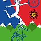 Hoffman Flips Out Bikeride LSD Acid Psychedelic by yinon