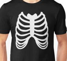 Skull Bone Halloween Day Unisex T-Shirt