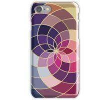 Buntes abstraktes Muster iPhone Case/Skin