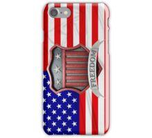 USA Shield iPhone Case/Skin