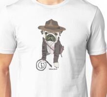 Indiana Bones and The Raiders of The Lost Bark Unisex T-Shirt