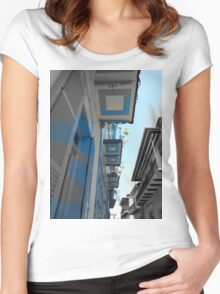 Location5 Women's Fitted Scoop T-Shirt