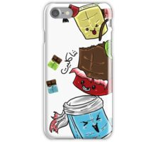 Chaklate - chocolate iPhone Case/Skin