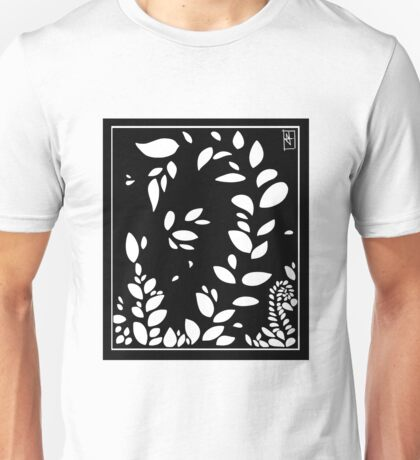 Leaf Aesthetic Unisex T-Shirt