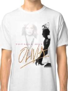 Oivia Newton-John - Totally Hot - 1979 Classic T-Shirt