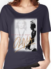 Oivia Newton-John - Totally Hot - 1979 Women's Relaxed Fit T-Shirt
