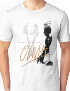 Oivia Newton-John - Totally Hot - 1979 Unisex T-Shirt
