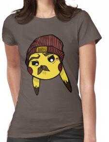 MustaCHU Womens Fitted T-Shirt