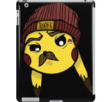 MustaCHU iPad Case/Skin