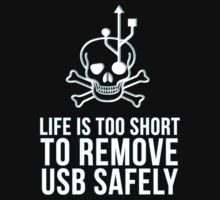 Life is too short to remove USB safely by datthomas